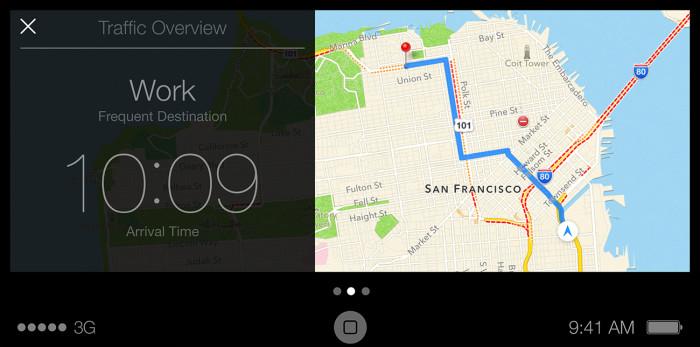 CarPlay mapas