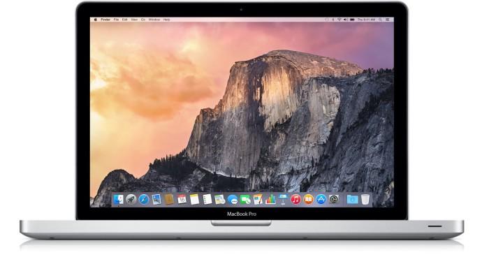 MacBook Pro no retina