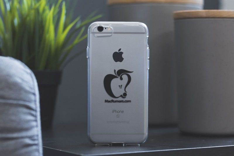 Supuesta funda para el iPhone 7