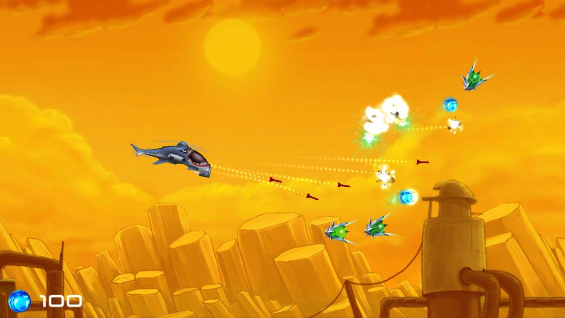 JAM: Jets Aliens Missiles