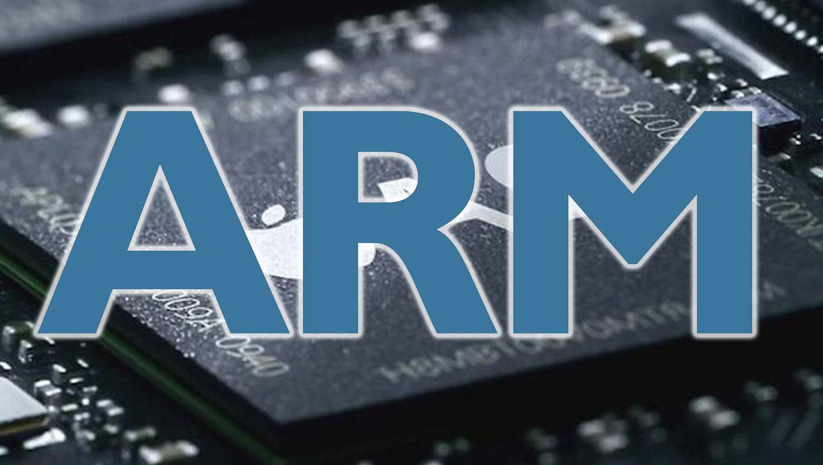 Logo de ARM