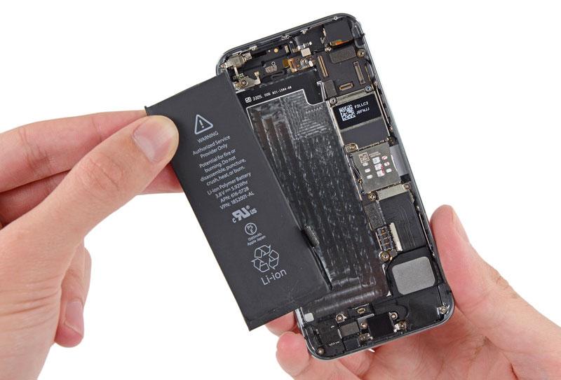 Batería del iPhone 5S