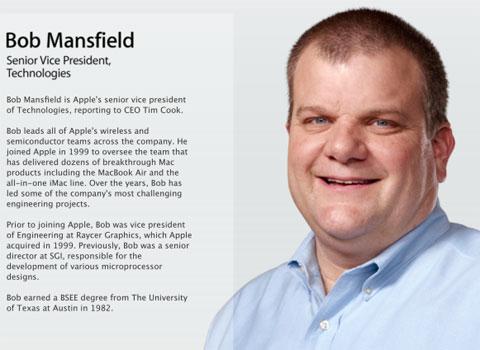 Bob Mansfield