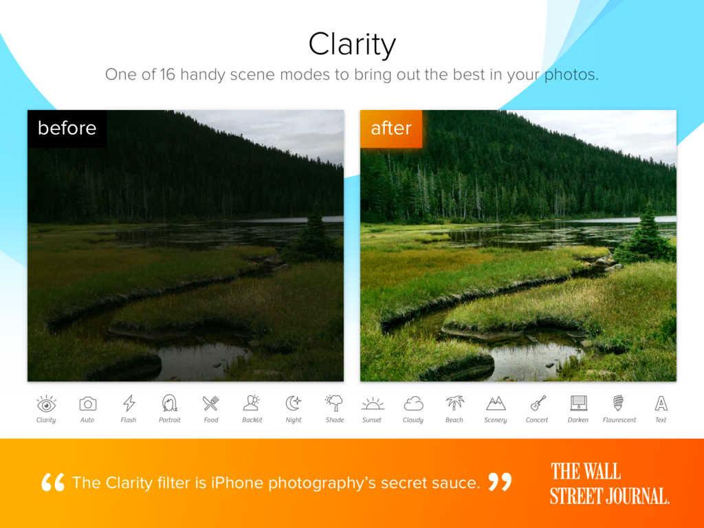 Camera+ 2 para iPad