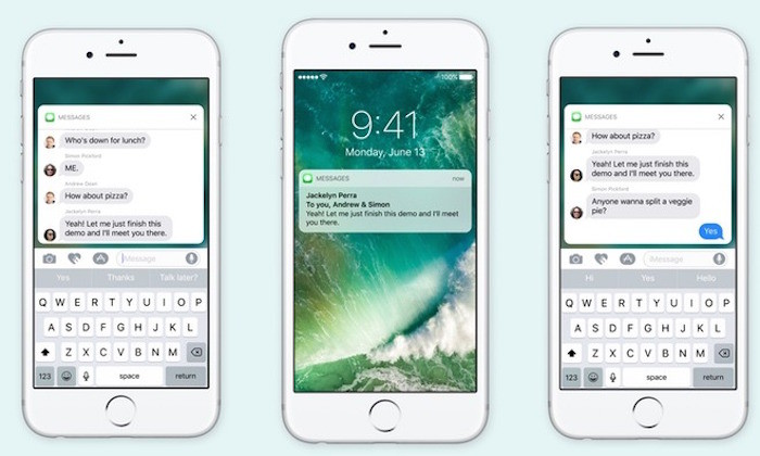 iOS10Message