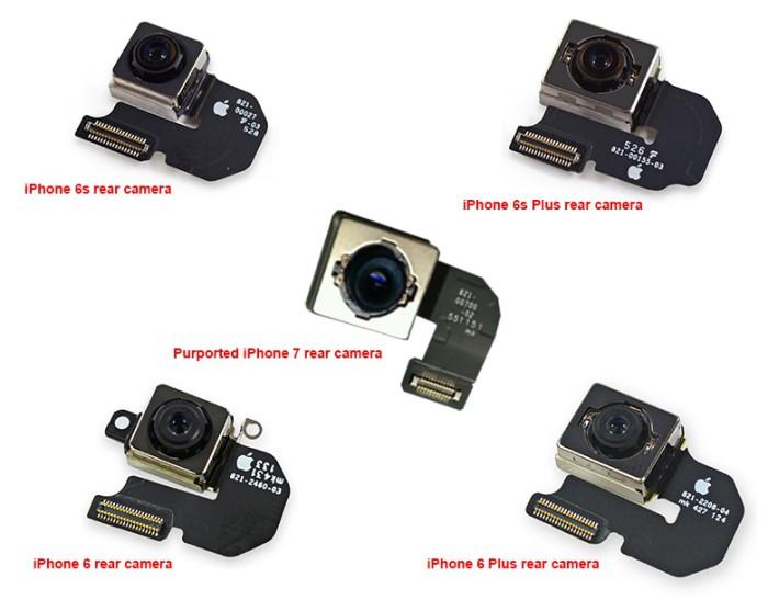 Estabilizador cámara iPhone 7