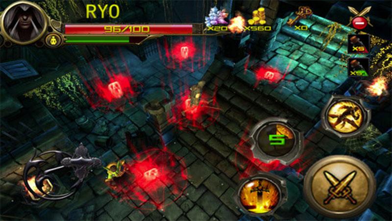 Dungeons Siege:Ninja Hunter