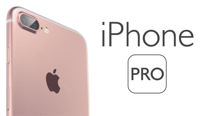 iPhone Pro rosa