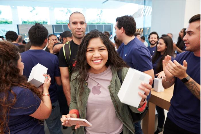 Apple Store Mexico1