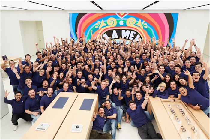Apple Store Mexico2