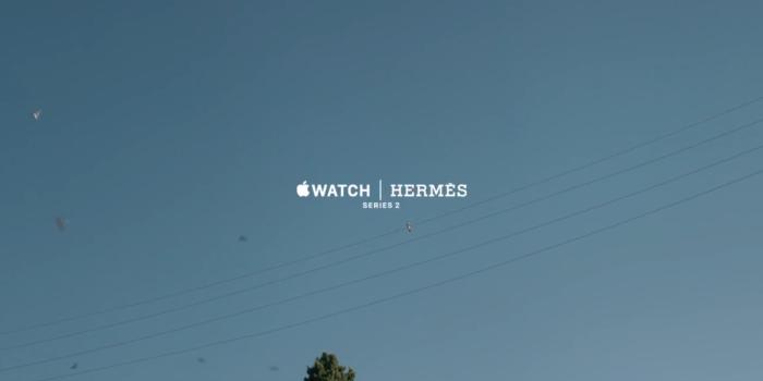 Apple Watch 2 Hermés