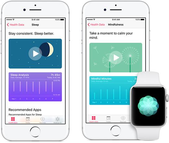 HealthKit Apple