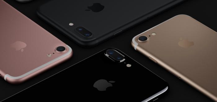 iPhone 7 gama