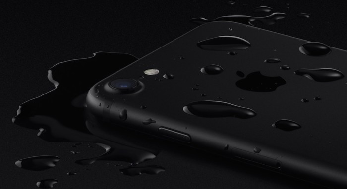 iPhone7Water