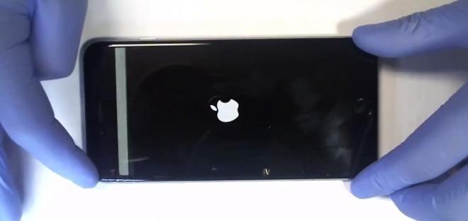 Problema de la pantalla del iPhone 6