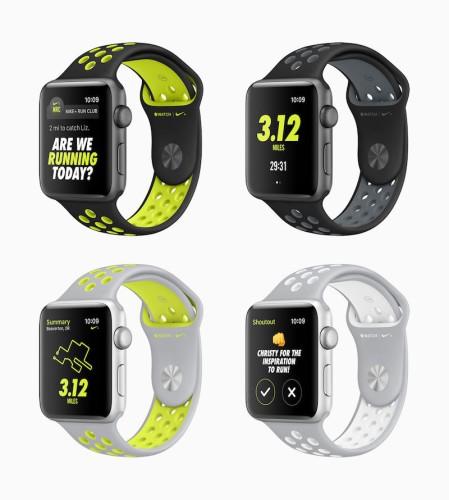 Apple Watch Nike + cuatro