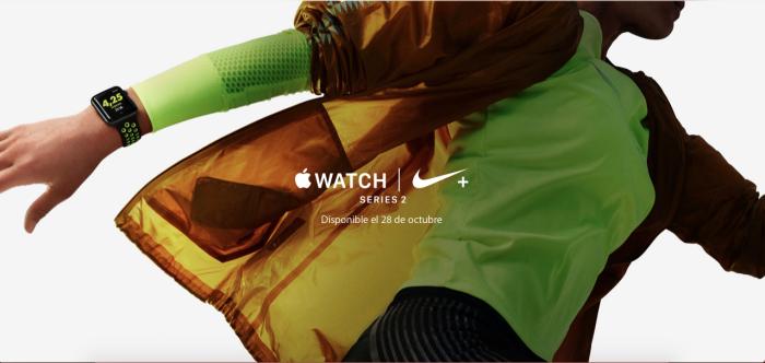 Apple Watch Nike + fecha