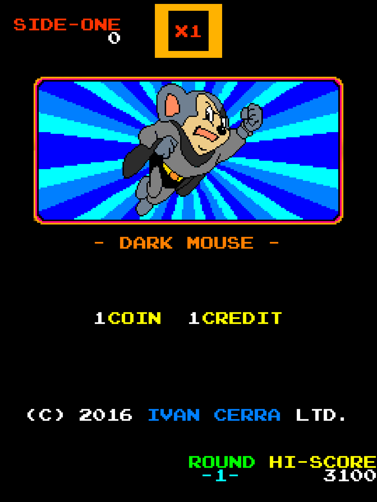 Dark Mouse