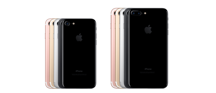 Generación iPhone 7