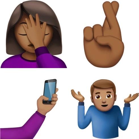 Emoji de Facepalm