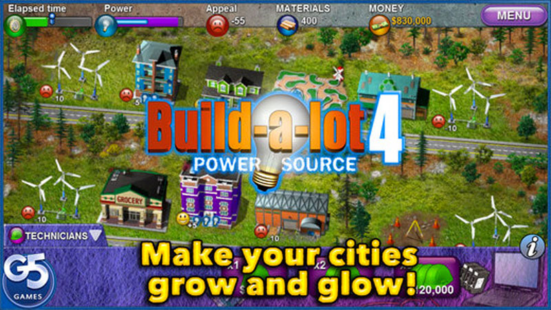 Build-a-lot 4: Power Source (Full)