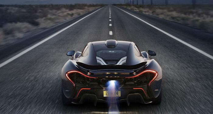 coche McLaren