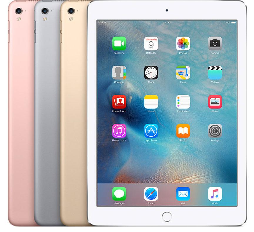 Todos los modelos de iPad Pro