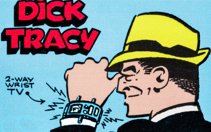 Reloj de Dick Tracy