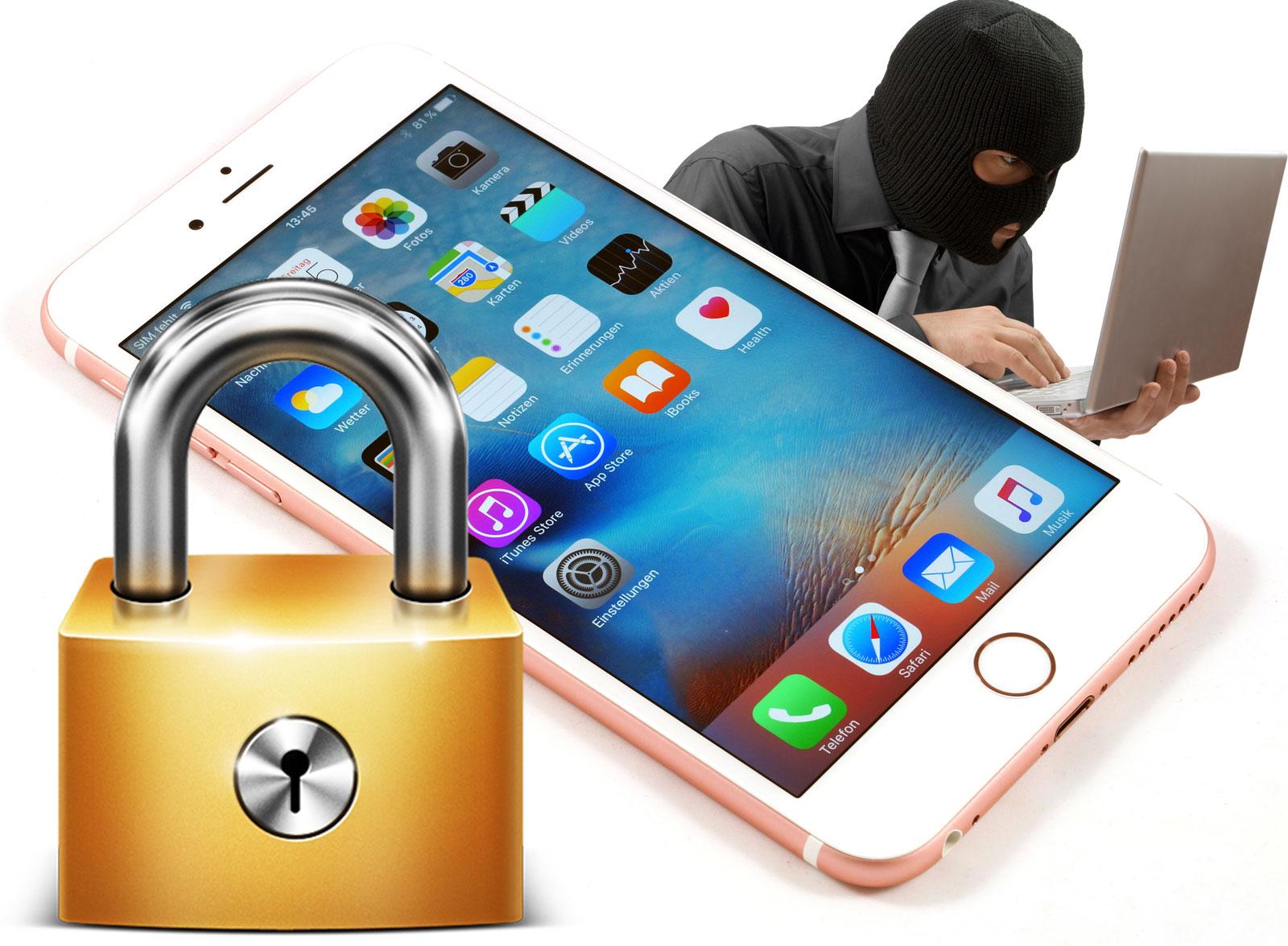 Seguridad en el iPhone