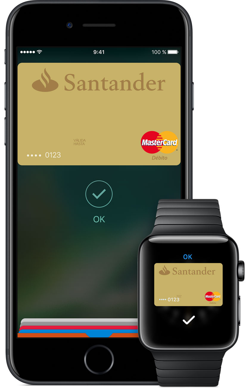 Apple Pay en España
