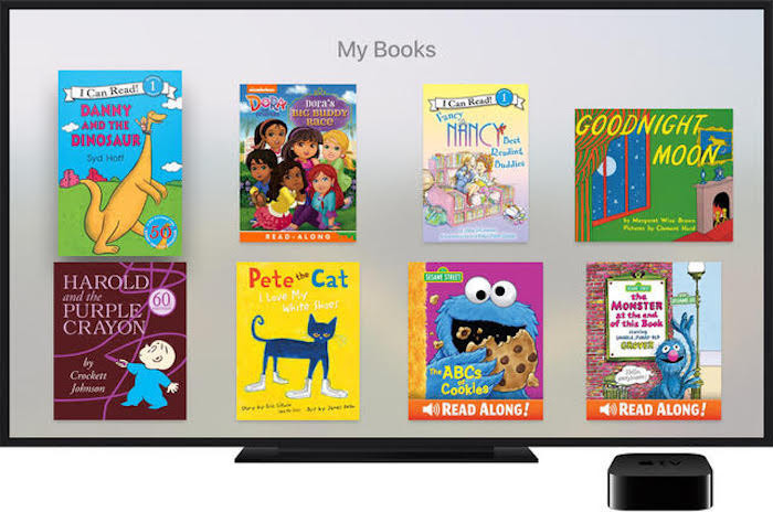 iBook Story Time