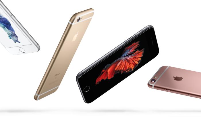 iPhone 6s varios