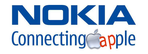 Nokia Connecting Apple ;)