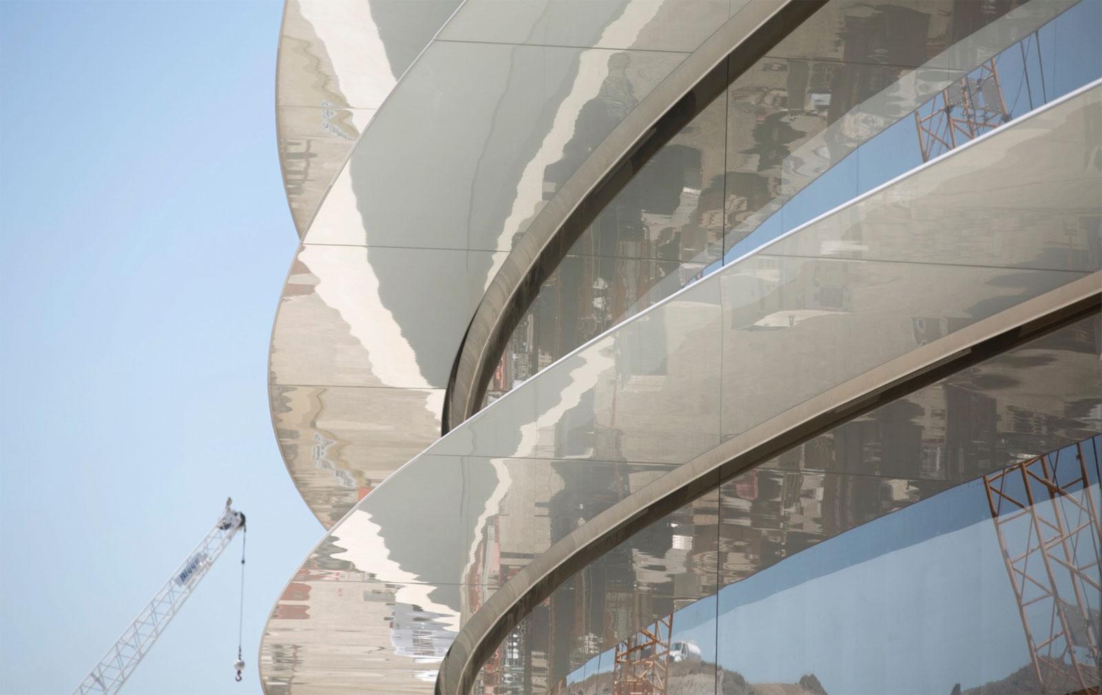 Oficinas de Apple en el Campus 2