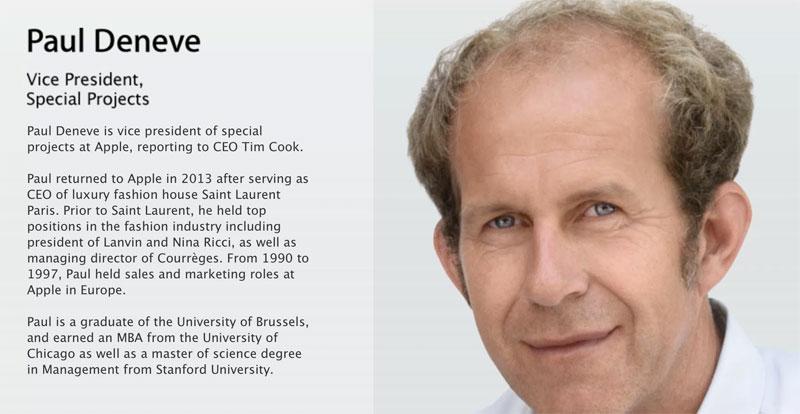 Paul Deneve