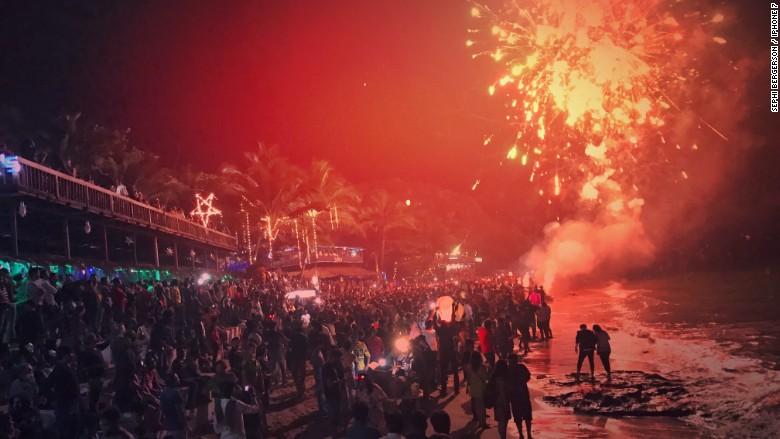 Año Nuevo en la India