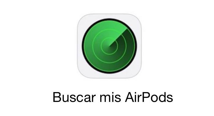 Buscar AirPods
