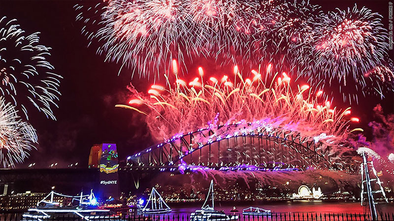 Fin de Año en Australia