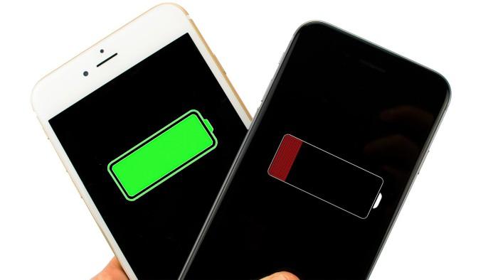 baterias iPhone 6
