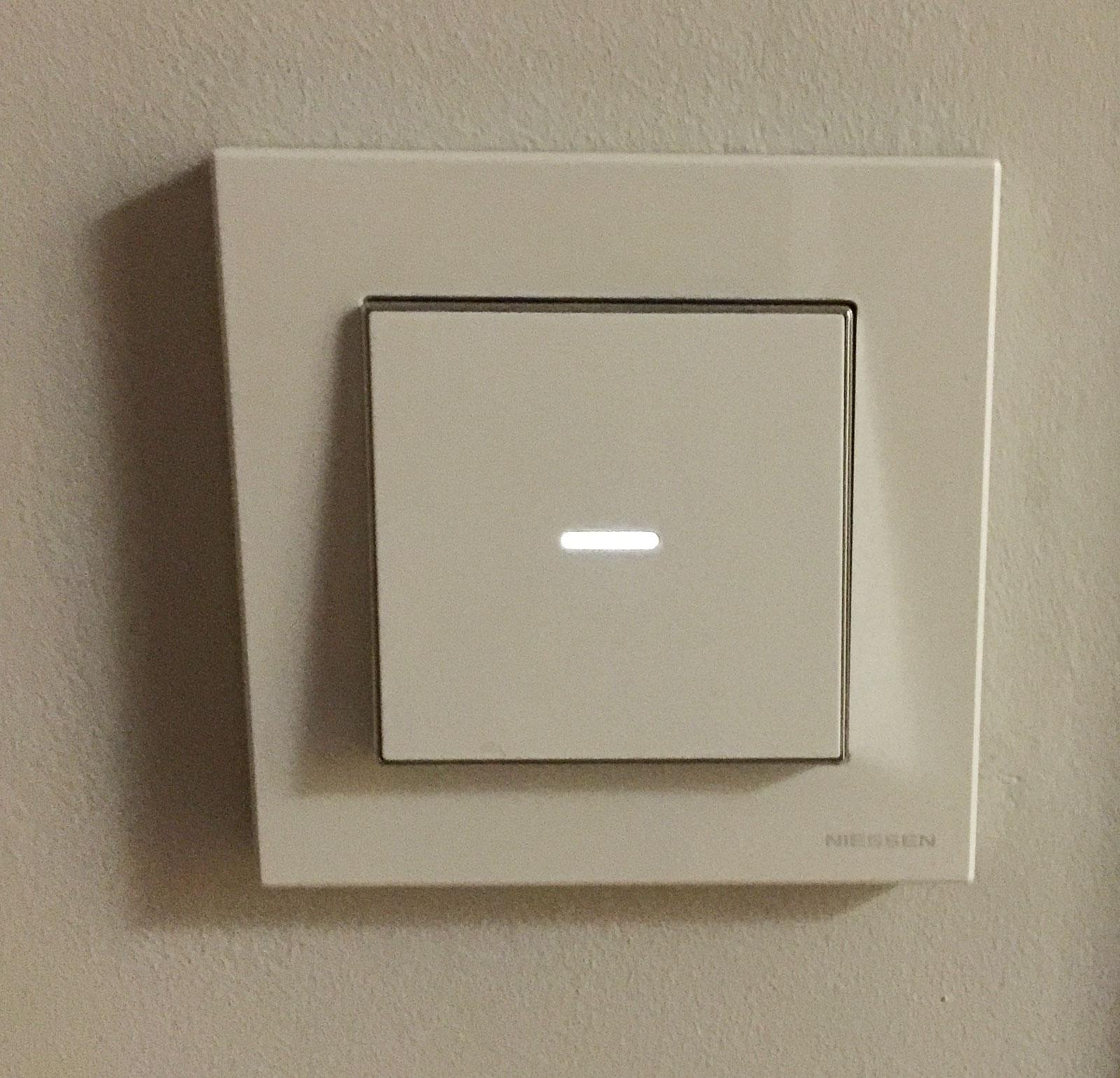 Interruptores con LED