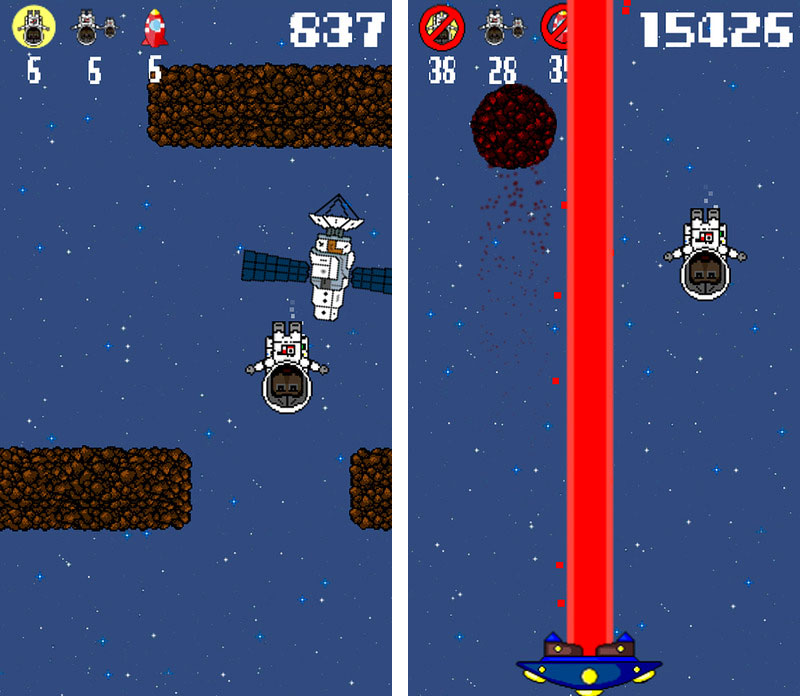Riding Space de Zombie Brothers