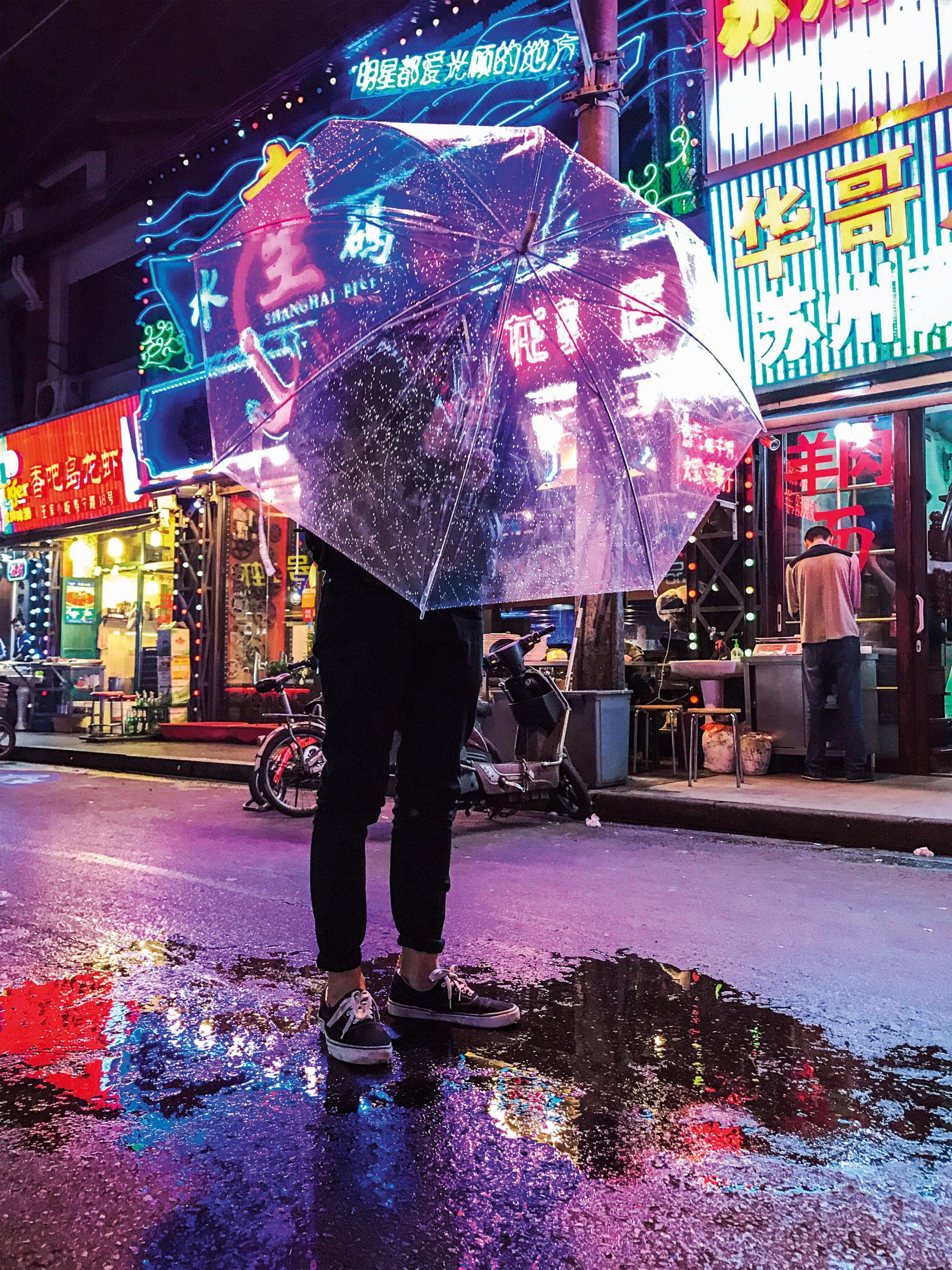 Foto de Jennifer Bin en Shanghai