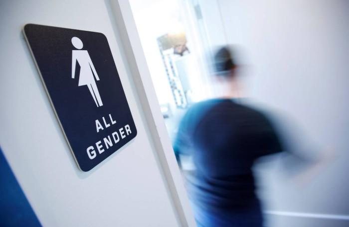 baño transgénero