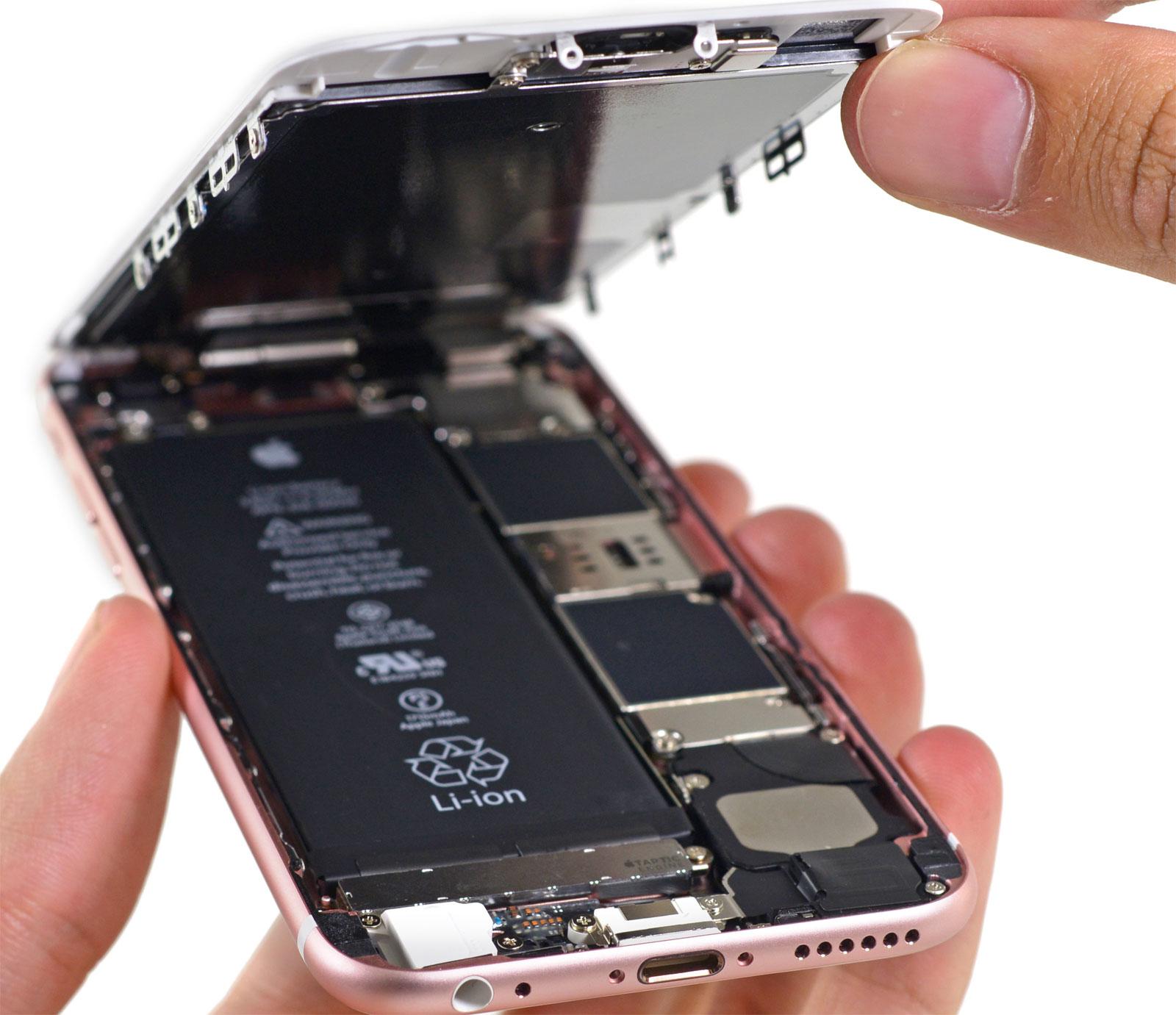 Batería del iPhone 6S