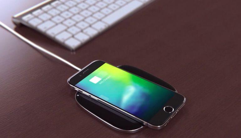 Carga inalámbrica en el iPhone