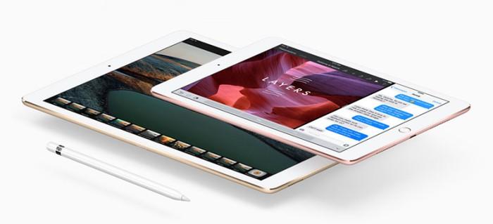iPad Pro Abril 2017