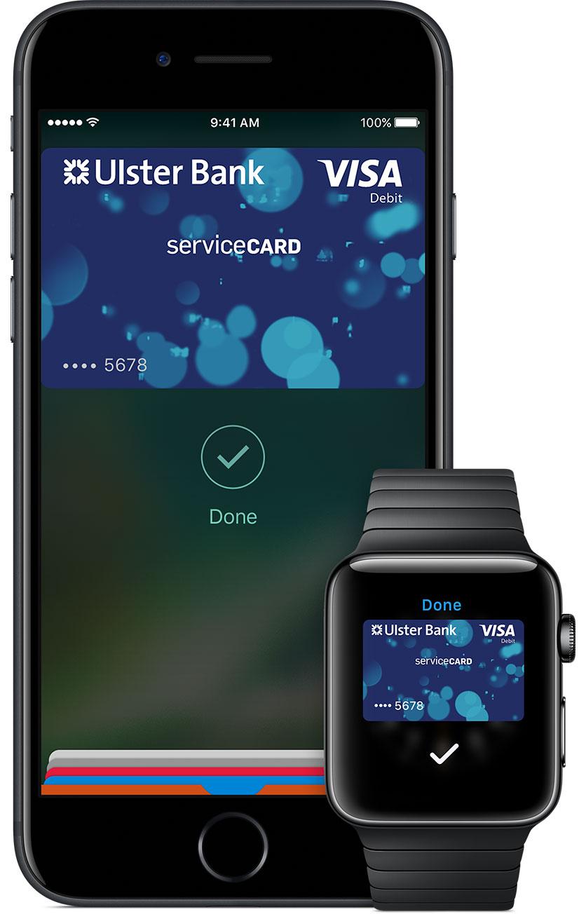 Apple Pay en Irlanda