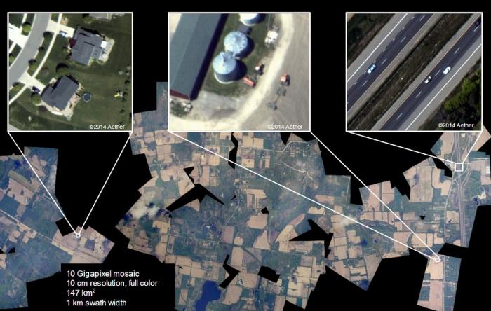 Aether satelite
