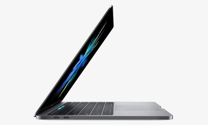 MacBook Pro 2016 puertos