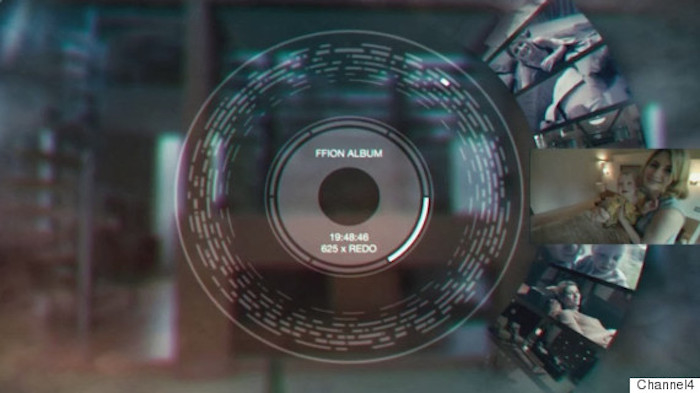 Recording eye